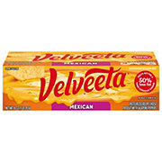 Kraft Velveeta Mexican Pasteurized Prepared Cheese Product