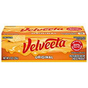 Kraft Velveeta Original Pasteurized Recipe Cheese Product