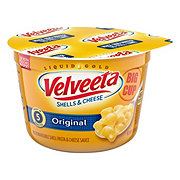Kraft Velveeta Original Shells And Cheese Big Cup