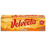 Kraft Velveeta Pasteurized Prepared Original Cheese