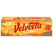 Kraft Velveeta Pasteurized Prepared Original Cheese Product