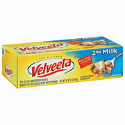Kraft Velveeta Pasteurized Prepared Reduced Fat 2% Milk Cheese Product
