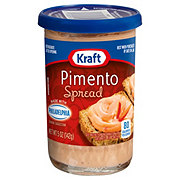 Kraft Velveeta Pimento Jar Cheese