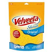 Kraft Velveeta Shreds Original Flavor Shredded Cheese