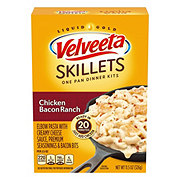 Kraft Velveeta Skillets Chicken Bacon Ranch Dinner Kit