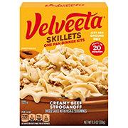 Kraft Velveeta Skillets Creamy Beef Stroganoff Dinner Kit
