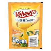 Kraft Velveeta Toppers Original Cheese Sauce