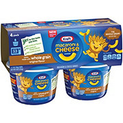 Kraft Whole Grain Original Flavor Macaroni and Cheese Dinner