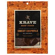Krave Sweet Chipotle Jerky