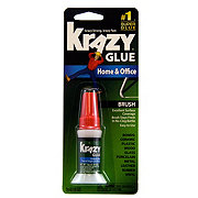 Krazy Glue Home and Office Brush-On Instant Glue