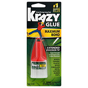 Krazy Glue Instant Advanced Formula  Glue