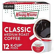 Krispy Kreme Classic Medium Roast Single Serve Coffee K Cups