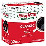 Krispy Kreme Smooth Light Roast Single Serve Coffee K Cups Value Pack