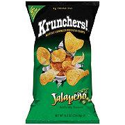 Krunchers Kettle Chips Jalapeno