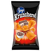 Krunchers Kettle Chips Mesquite BBQ