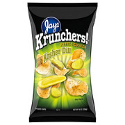 Krunchers Kettle Kosher Dill Chips