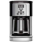 Krups 14-cup Stainless Steel Thermobrew Programmable Coffee Maker