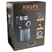 Krups Adjustable Burr Coffee Grinder
