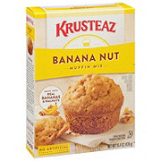 Krusteaz Banana Nut Muffin Mix