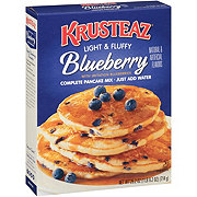 Krusteaz Blueberry Complete Pancake Mix