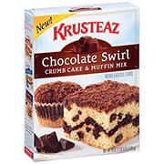 Krusteaz Chocolate Swirl Crumb Cake & Muffin Mix