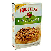 Krusteaz Crisp Topping