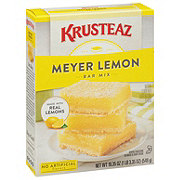 Krusteaz Meyer Lemon Bar Mix