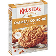Krusteaz Oatmeal Scotchie Cookie Mix