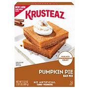 Krusteaz Pumpkin Pie Bar Supreme Mix