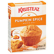 Krusteaz Pumpkin Spice Muffin Mix