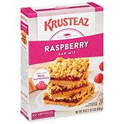 Krusteaz Raspberry Bars Mix