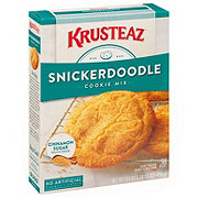 Krusteaz Snickerdoodle Cookie Mix