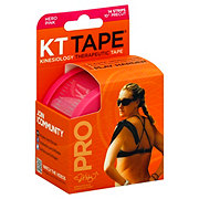 KT Tape Pro Hero Pink Therapeutic Tape