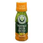 Kuli Kuli Moringa Green Energy Shots Ginger Lemon