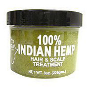 Kuza 100% Indian Hemp Hair & Scalp Treatment
