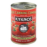 Kyknos Cherry Tomatoes in Tomato Juice