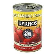 Kyknos Peeled Plum Tomatoes in Tomato Juice