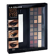 L.A. Colors 25 Color Eyeshadow Nude Eyes