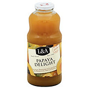 L&A Papaya Delight Juice