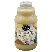 L&A Pineapple Coconut Juice