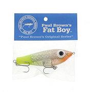 L&S Bait Company Silver/Chart Corky Fat Boy Lure