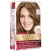 L'Oréal Paris Excellence Créme Permanent Hair Color, 6G Light Golden Brown