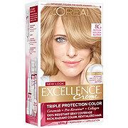 L'Oréal Paris Excellence Créme Permanent Hair Color, 8G Medium Golden Blonde
