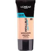 L'Oréal Paris Infallible Pro-Glow Foundation, Nude Beige