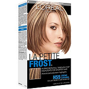L Oreal Paris Frost And Design Cap Hair Highlights H85 Champagne Shop Hair Color At H E B