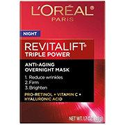 L'Oréal Paris Revitalift Triple Power Intensive Overnight Mask