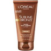 L'Oréal Paris Sublime Bronze Tinted Self-Tanning Lotion