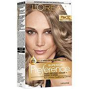 L'Oréal Paris Superior Preference Permanent Hair Color, 7.5A Medium Ash Blonde