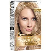 L'Oréal Paris Superior Preference Permanent Hair Color, 8.5A Champagne Blonde