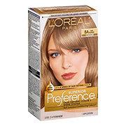 L'Oréal Paris Superior Preference Permanent Hair Color, 8A Ash Blonde